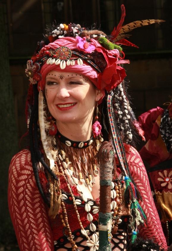 WORLD DANCE: Tribal Belly Dance